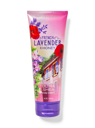 French Lavender & Honey Ultra Shea Body Cream