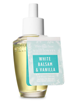 White Balsam & Vanilla Wallflowers Fragrance Refill