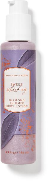 Sweet Whiskey Diamond Shimmer Lotion