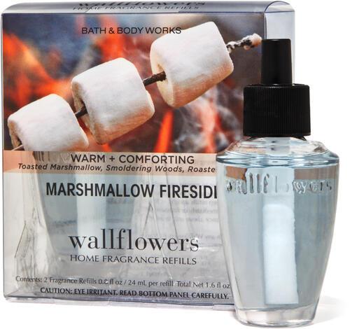 Marshmallow Fireside Wallflowers Refills 2-Pack