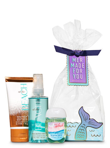 At The Beach Mini Gift Set - Bath And Body Works