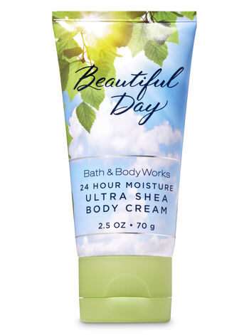Beautiful Day Travel Size Body Cream - Bath And Body Works