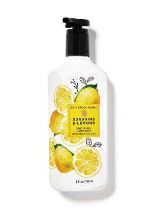 Sunshine & Lemons Gentle Gel Hand Soap