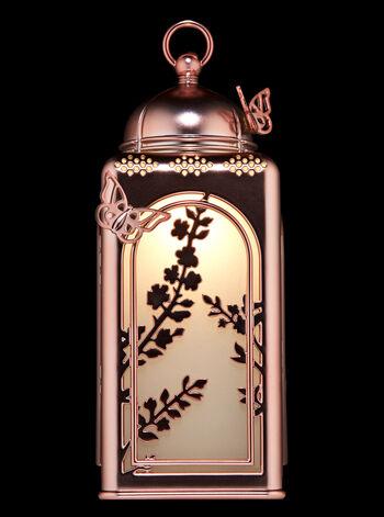 Butterfly Lantern Nightlight Wallflowers Fragrance Plug