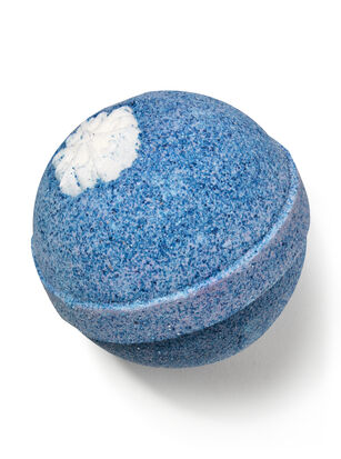 Frosted Coconut Snowball Bath Fizzy