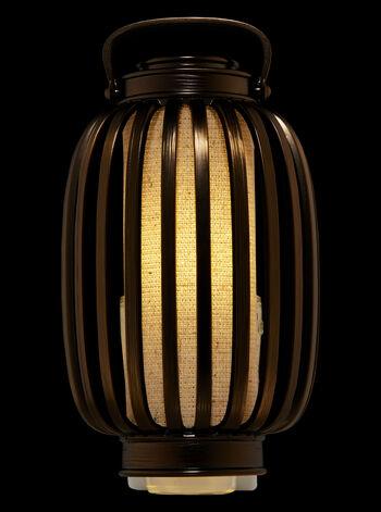 Rattan Lantern Nightlight Wallflowers Fragrance Plug