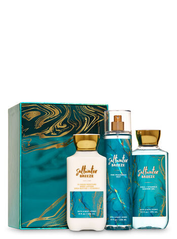 Saltwater Breeze Gift Box Set - Bath And Body Works