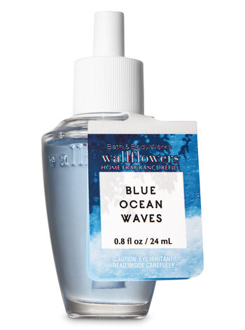 Blue Ocean Waves Wallflowers Fragrance Refill - Bath And Body Works