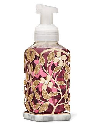 Dogwood Flower Gentle Foaming Soap Holder