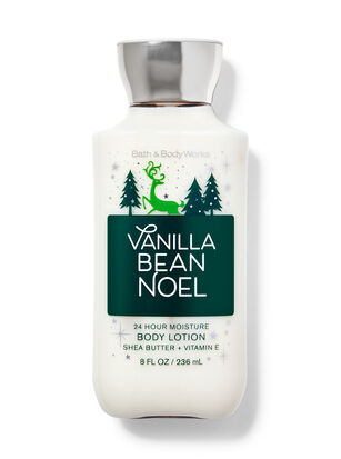 Vanilla Bean Noel Super Smooth Body Lotion