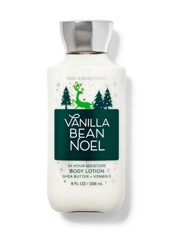 Vanilla Bean Noel Super Smooth Body Lotion