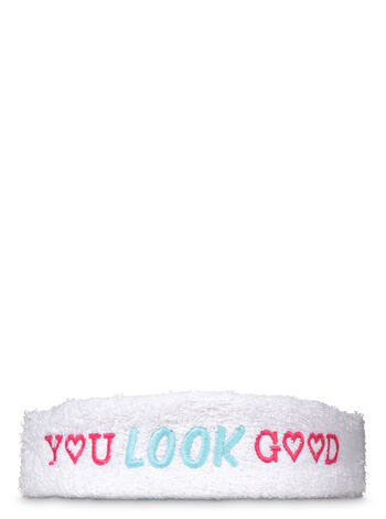You Look Good Spa Head Wrap - Bath And Body Works