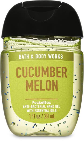 Cucumber Melon PocketBac Hand Sanitizer