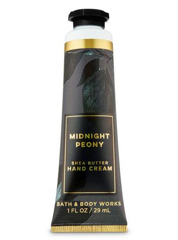 Midnight Peony Hand Cream - Bath And Body Works