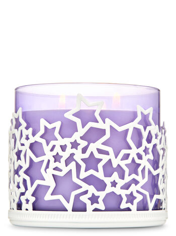 4th of July 3-Wick Candle Holder - Bath And Body Works