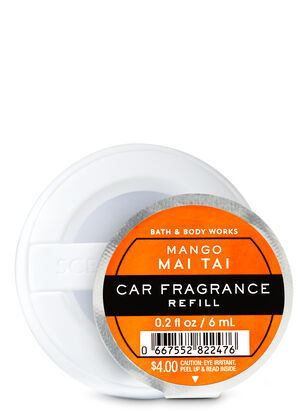 Mango Mai Tai Car Fragrance Refill