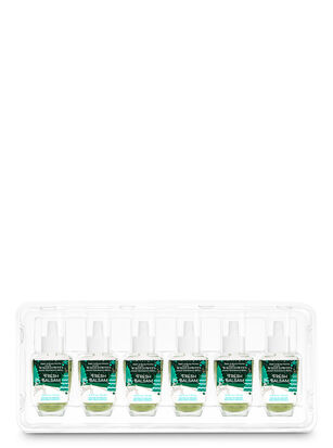 Fresh Balsam Wallflowers Refills, 6-Pack