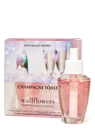 Champagne Toast Wallflowers Refills, 2-Pack