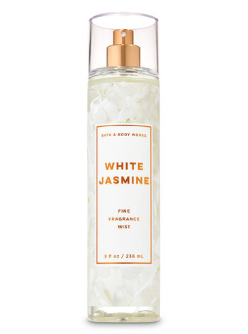 White Jasmine Fine Fragrance Mist - Bath And Body Works