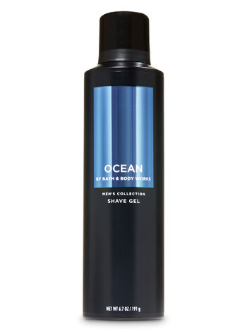 Ocean Shave Gel - Bath And Body Works