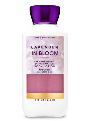 Lavender in Bloom Super Smooth Body Lotion