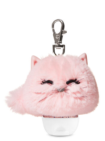 Pink Cat Pom PocketBac Holders - Bath And Body Works