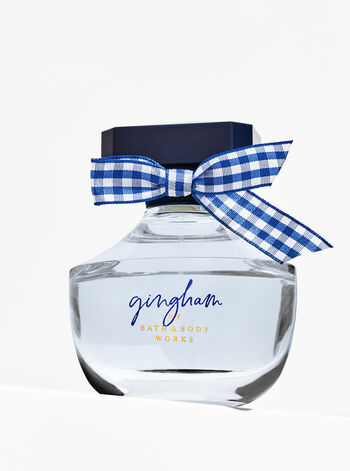 Signature Collection Gingham Eau de Parfum - Bath And Body Works