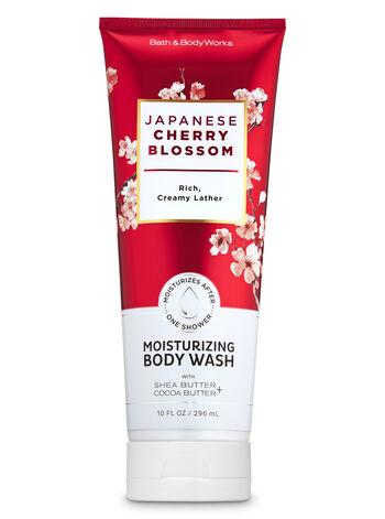 Japanese Cherry Blossom Moisturizing Body Wash - Bath And Body Works