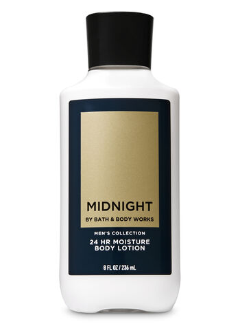 Midnight Body Lotion - Bath And Body Works