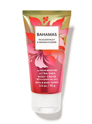 Bahamas Passionfruit & Banana Flower Travel Size Body Cream