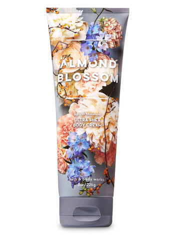 Almond Blossom Ultra Shea Body Cream - Bath And Body Works