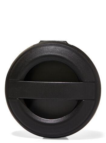 Black Matte Visor Clip Car Fragrance Holder