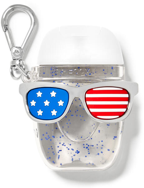 4th of July Sunglasses PocketBac Holder