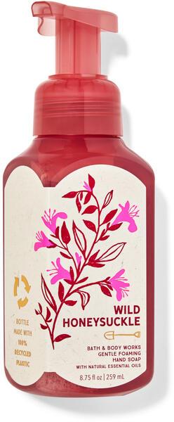 Wild Honeysuckle Gentle Foaming Hand Soap