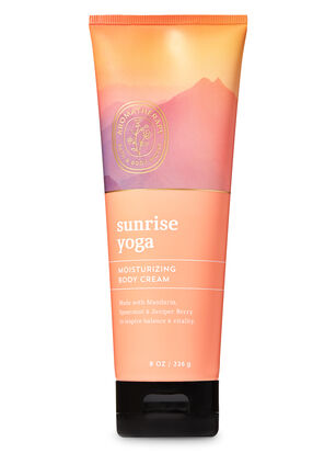 Sunrise Yoga Body Cream