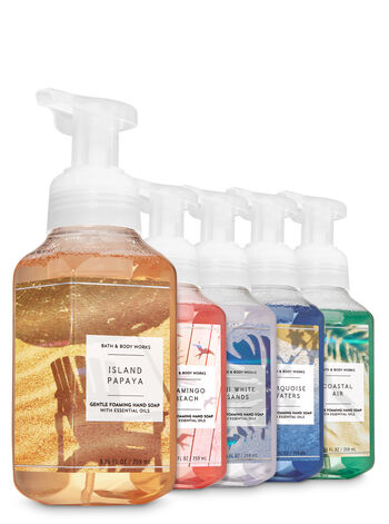 Seascape Gentle Foaming Hand Soap, 5-Pack - Bath And Body Works