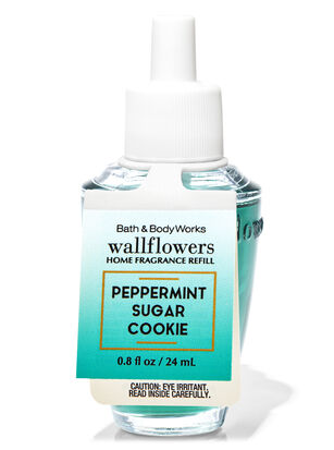 Peppermint Sugar Cookie Wallflowers Fragrance Refill