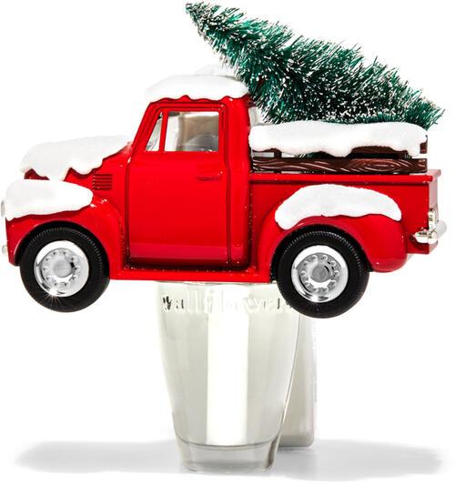 Holiday Truck Wallflowers Fragrance Plug