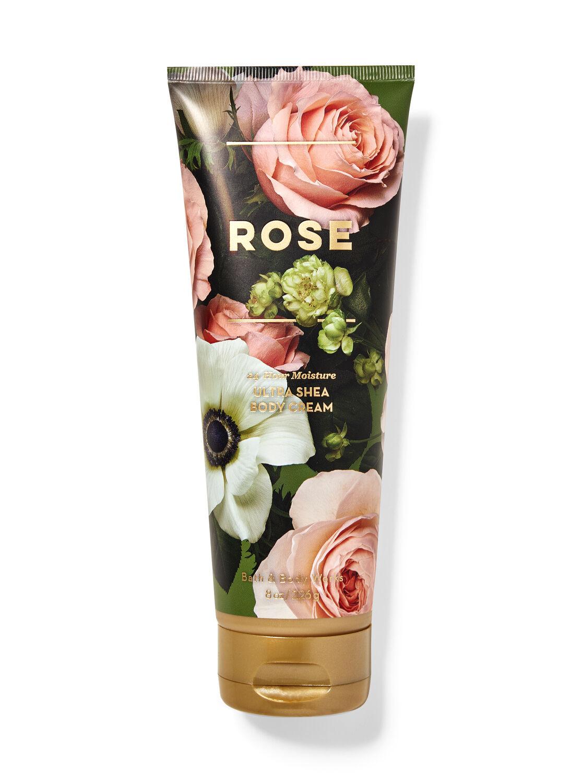 Rose Ultra Shea Body Cream