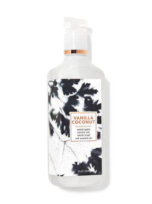 Vanilla Coconut Gentle Gel Hand Soap