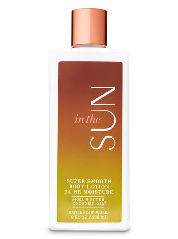 Signature Collection In The Sun Super Smooth Body Lotion - Bath And Body Works