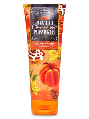 Sweet Cinnamon Pumpkin Ultra Shea Body Cream