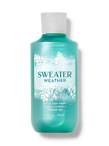 Sweater Weather Shower Gel