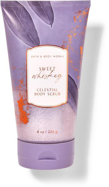 Sweet Whiskey Celestial Body Scrub