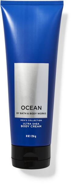 Ocean Ultra Shea Body Cream