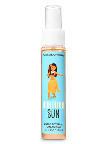 Honolulu Sun Hand Sanitizer Spray - Bath And Body Works