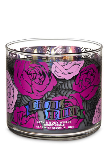 Ghoul Friend 3-Wick Candle - Bath And Body Works