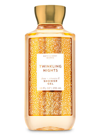 Twinkling Nights Shower Gel - Bath And Body Works