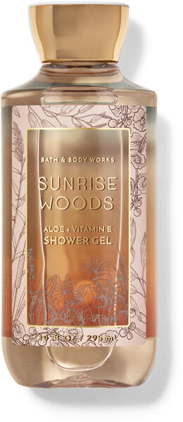 Sunrise Woods Shower Gel