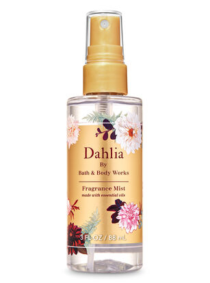 Dahlia Travel Size Fine Fragrance Mist